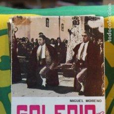 Libros de segunda mano: SORIA. GALERÍA DE ESTAMPAS Y COSTUMBRES (MIGUEL MORENO Y MORENO). Lote 170940070