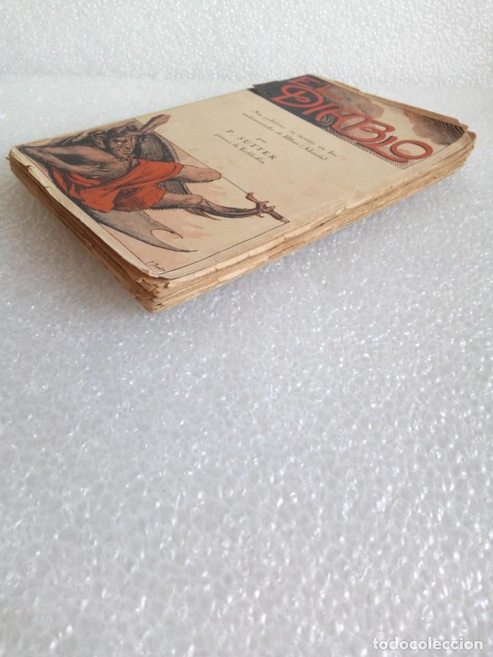 Libros de segunda mano: Pablo Sutter, párroco de Eichhoffen - El Diablo. Sus palabras, su acción en los endemoniados... - Foto 3 - 170958418