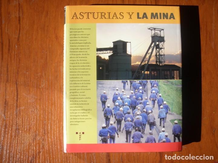 LIBRO ASTURIAS Y LA MINA (Libros de Segunda Mano - Ciencias, Manuales y Oficios - Otros)