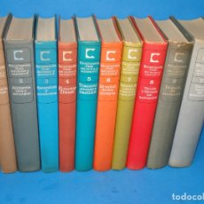 Libros de segunda mano: ENCICLOPEDIA CEAC DEL MOTOR Y AUTOMOVIL. 10 VOLS. -VV.AA.. Lote 170975415