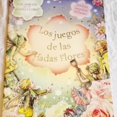 Libros de segunda mano: LOS JUEGOS DE LAS HADAS FLORES - MONTENA 2006. Lote 170978215