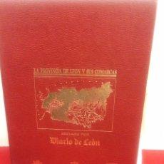 Libros de segunda mano: LA PROVINCIA DE LEON Y SUS COMARCAS. Lote 208156173