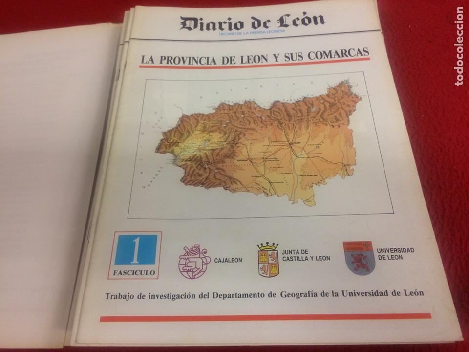 Libros de segunda mano: La provincia de Leon y sus comarcas - Foto 4 - 208156173