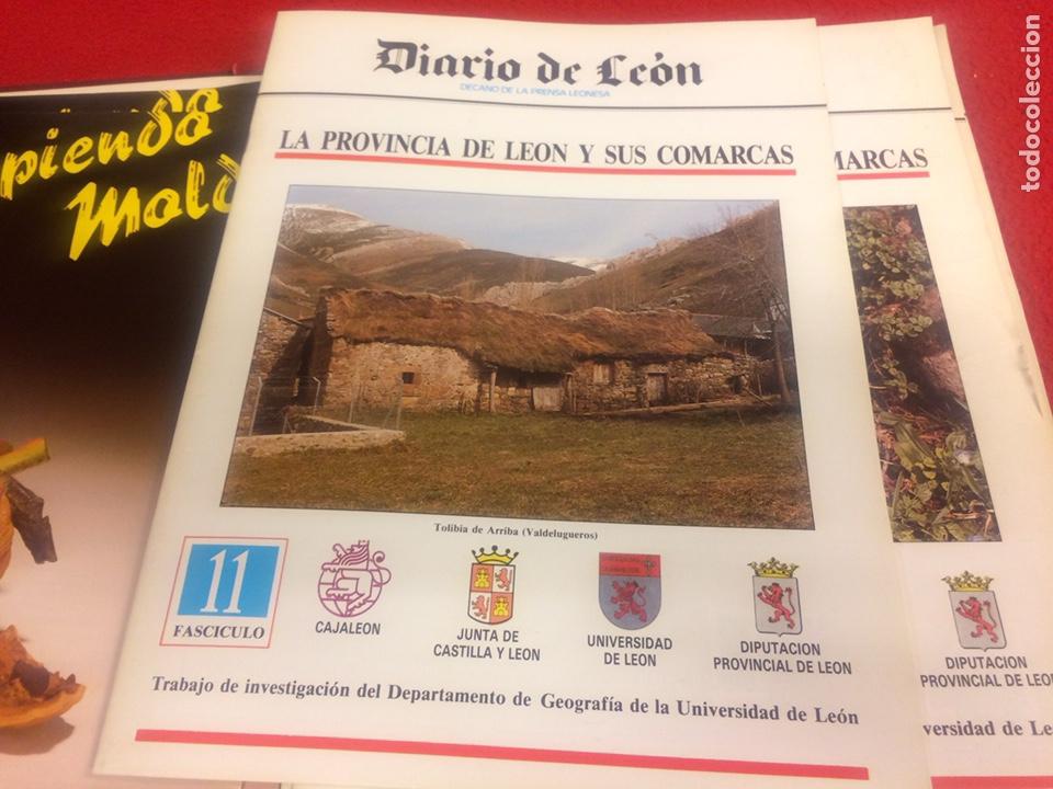 Libros de segunda mano: La provincia de Leon y sus comarcas - Foto 5 - 208156173