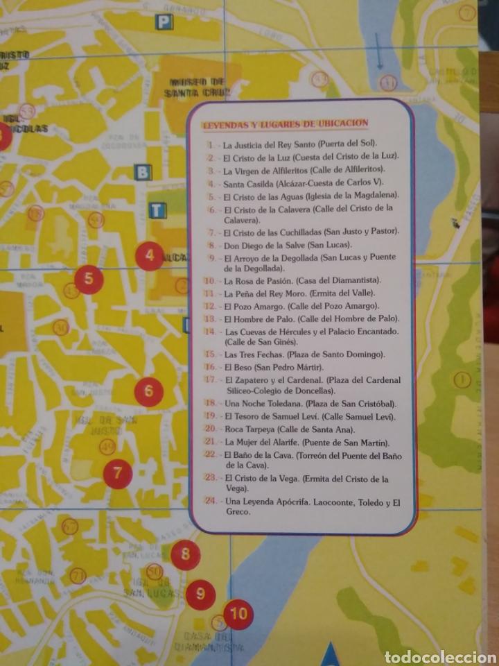 Libros de segunda mano: Toledo, ciudad de leyenda. - Foto 2 - 171023150