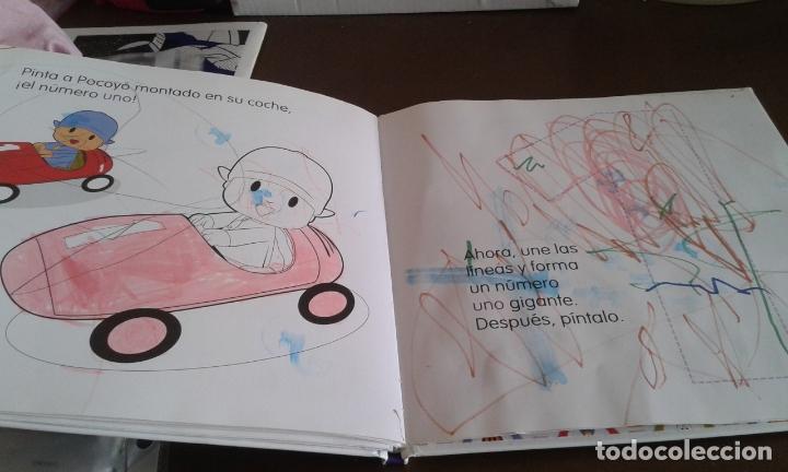 Libros de segunda mano: TOMO EL NÚMERO 1 BIBLIOTECA POCOYÓ - Foto 7 - 171030467