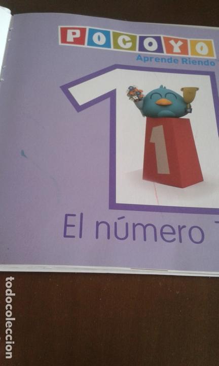 Libros de segunda mano: TOMO EL NÚMERO 1 BIBLIOTECA POCOYÓ - Foto 2 - 171030467