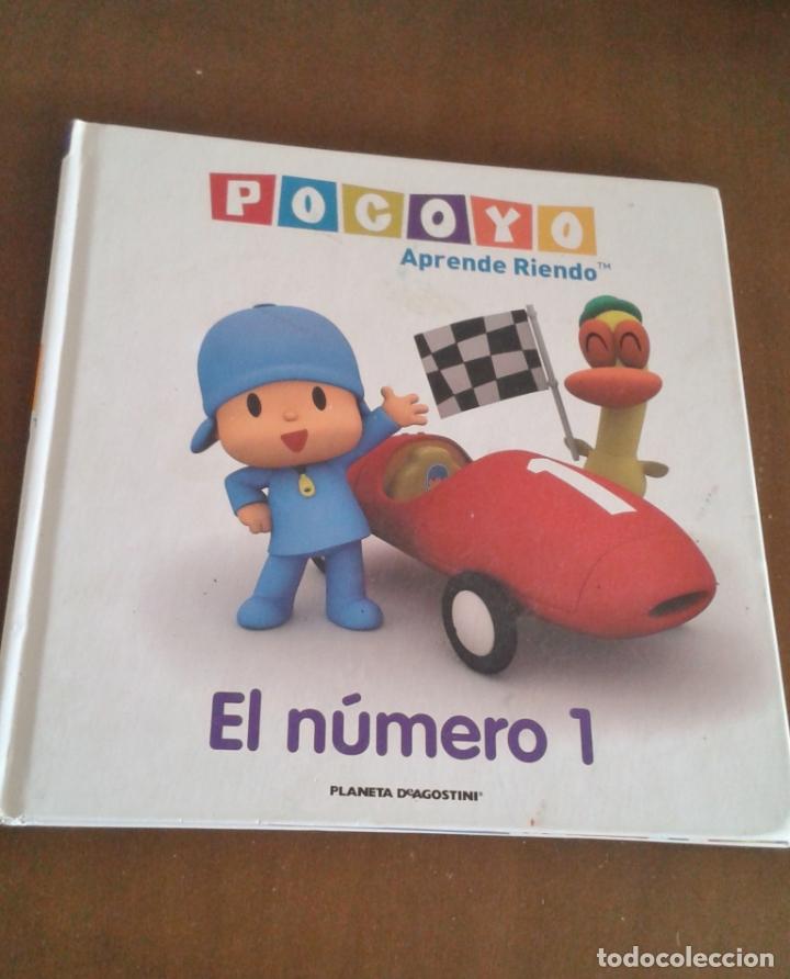 TOMO EL NÚMERO 1 BIBLIOTECA POCOYÓ (Libros de Segunda Mano - Literatura Infantil y Juvenil - Otros)