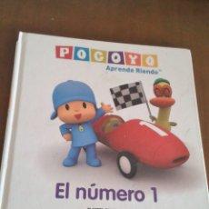 Libros de segunda mano: TOMO EL NÚMERO 1 BIBLIOTECA POCOYÓ. Lote 171030467