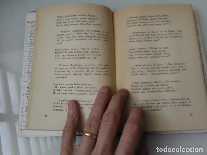 Libros de segunda mano: LIBRO FANTASIA Y REALIDAD SELECCION LITERARIA VASCA - Foto 2 - 171039935