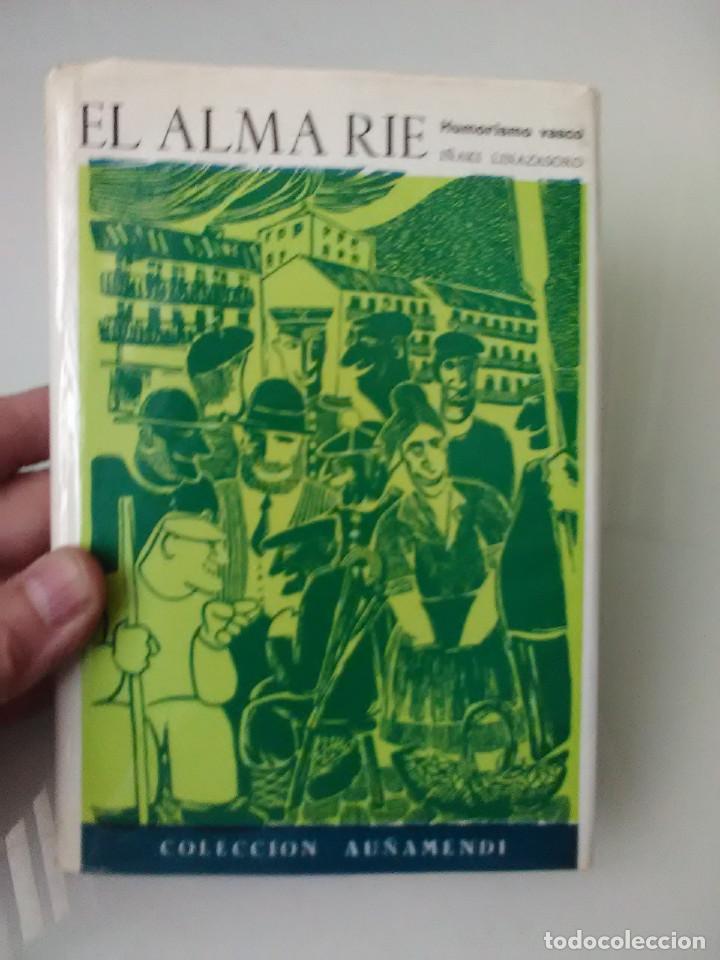 LIBRO EL ALMARIE COLECCION AUÑAMENDI (Libros de Segunda Mano - Ciencias, Manuales y Oficios - Otros)