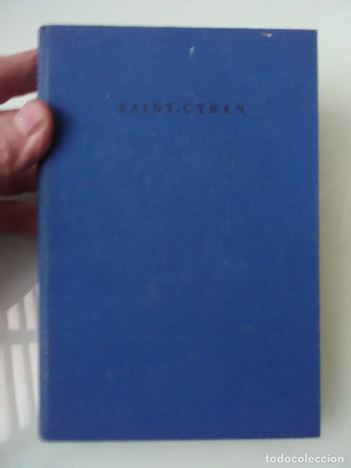 LIBRO SAINT CYRAN (Libros de Segunda Mano - Ciencias, Manuales y Oficios - Otros)