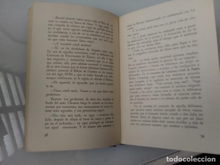 Libros de segunda mano: LIBRO LOS TITANES DE LA CULTURA VASCA - Foto 2 - 171040637