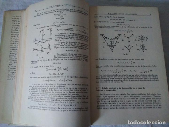Libros de segunda mano: 78-RESISTENCIA DE MATERIALES , V.I. Feodosiev, Moscu, 1980 - Foto 7 - 171058780