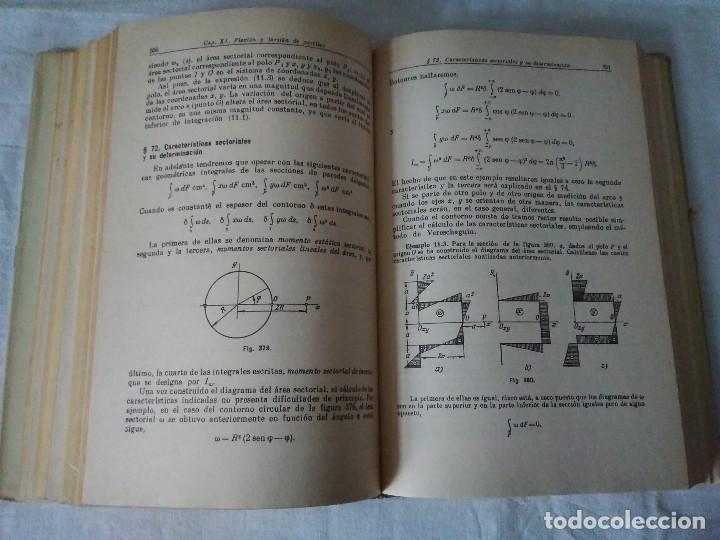 Libros de segunda mano: 78-RESISTENCIA DE MATERIALES , V.I. Feodosiev, Moscu, 1980 - Foto 9 - 171058780