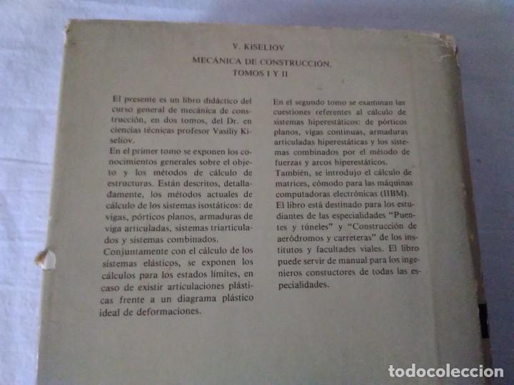 Libros de segunda mano: 78-RESISTENCIA DE MATERIALES , V.I. Feodosiev, Moscu, 1980 - Foto 11 - 171058780
