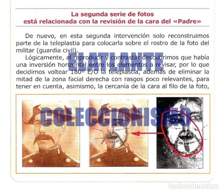 Libros de segunda mano: TUMBAS SIN NOMBRE - IKER JIMÉNEZ Y LUIS MARIANO FERNÁNDEZ - MISTERIO DE LAS CÁRAS DE BELMEZ - 12.50€ - Foto 9 - 171072102