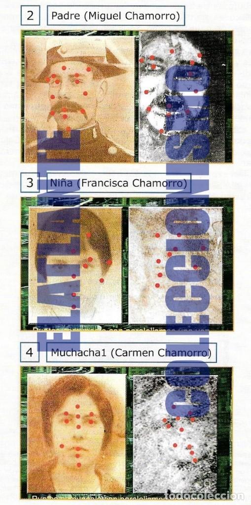 Libros de segunda mano: TUMBAS SIN NOMBRE - IKER JIMÉNEZ Y LUIS MARIANO FERNÁNDEZ - MISTERIO DE LAS CÁRAS DE BELMEZ - 12.50€ - Foto 10 - 171072102