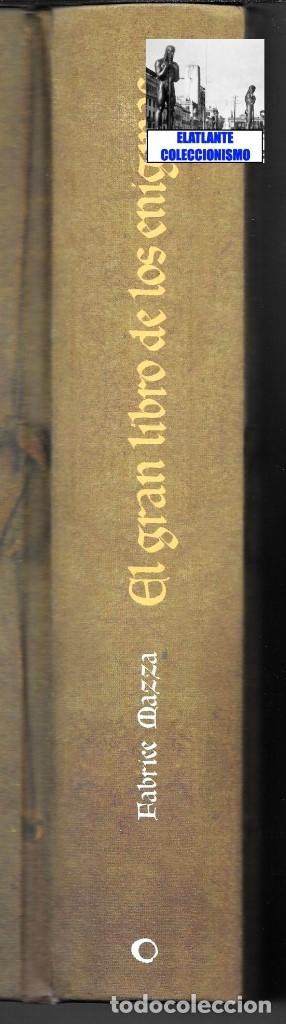 Libros de segunda mano: EL GRAN LIBRO DE LOS ENIGMAS ROMPECABEZAS Y JUEGOS DE LÓGICA - FABRICE MAZZA - CÍRCULO DE LECTORES - Foto 8 - 171112433