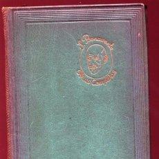 Libros de segunda mano: JACINTO BENAVENTE OBRAS COMPLETAS TOMO IV. EDITORIAL AGUILAR COLECCION JOYA 1951. Lote 171114455