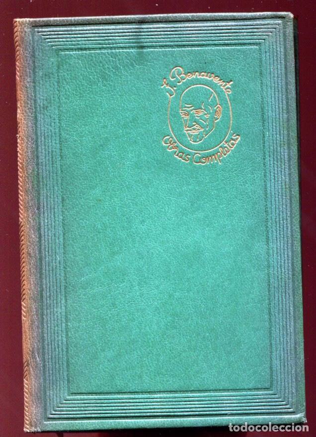 JACINTO BENAVENTE OBRAS COMPLETAS TOMO V. EDITORIAL AGUILAR, COLECCION JOYA, 1951 (Libros de Segunda Mano (posteriores a 1936) - Literatura - Otros)
