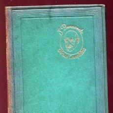 Libros de segunda mano: JACINTO BENAVENTE OBRAS COMPLETAS TOMO V. EDITORIAL AGUILAR, COLECCION JOYA, 1951. Lote 171114540