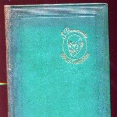 Libros de segunda mano: JACINTO BENAVENTE OBRAS COMPLETAS TOMO VIII. EDITORIAL AGUILAR, COLECCION JOYA, 1954. Lote 171114639