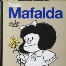 Libros de segunda mano: TODO MAFALDA.QUINO. Lote 171158520