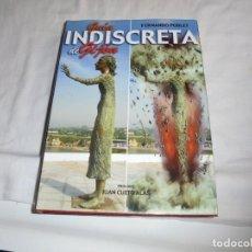 Libros de segunda mano: GUIA INDISCRETA DE GIJON.FERNANDO POBLET.PROLOGO DE JUAN CUETO ALAS.SILVERIO CAÑADA 1980.-1ª EDICION. Lote 171190080