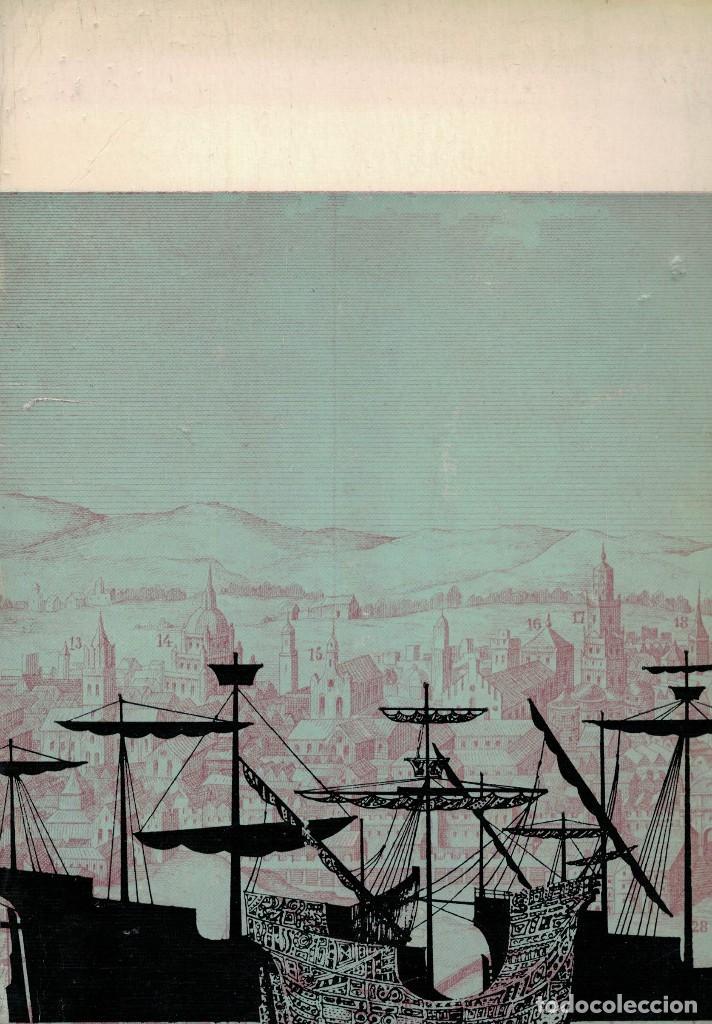 Libros de segunda mano: Bibliografía Española de Historia Marítima (1932-1962). Florentino Pérez-Embid y Francisco Morales - Foto 2 - 171196545