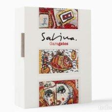 Libros de segunda mano: GARAGATOS, JOAQUÍN SABINA, ED. ARTIKA. Lote 171203445