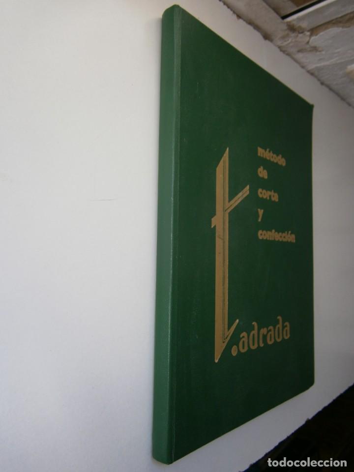 Libros de segunda mano: METODO DE CORTE Y CONFECCION ADRADA Editorial Vizcaina 1975 - Foto 3 - 171205470