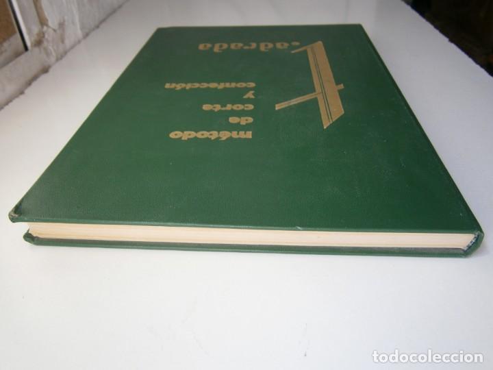 Libros de segunda mano: METODO DE CORTE Y CONFECCION ADRADA Editorial Vizcaina 1975 - Foto 7 - 171205470