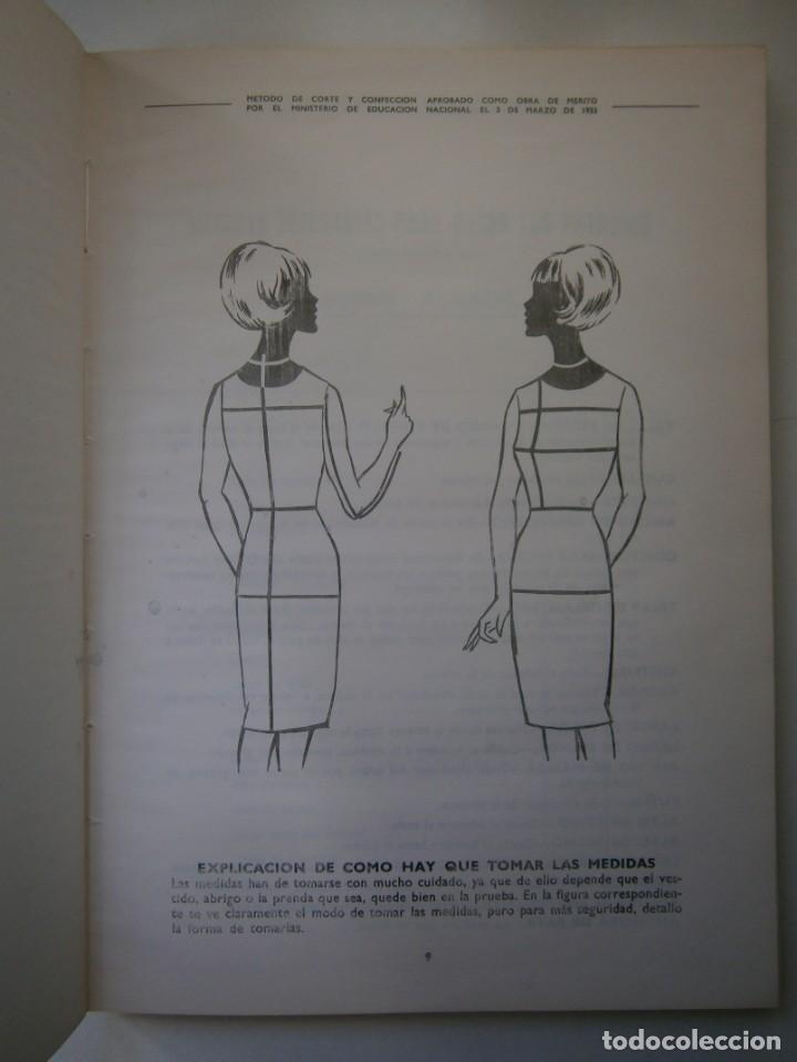 Libros de segunda mano: METODO DE CORTE Y CONFECCION ADRADA Editorial Vizcaina 1975 - Foto 11 - 171205470