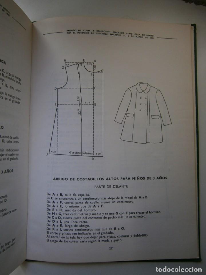 Libros de segunda mano: METODO DE CORTE Y CONFECCION ADRADA Editorial Vizcaina 1975 - Foto 12 - 171205470