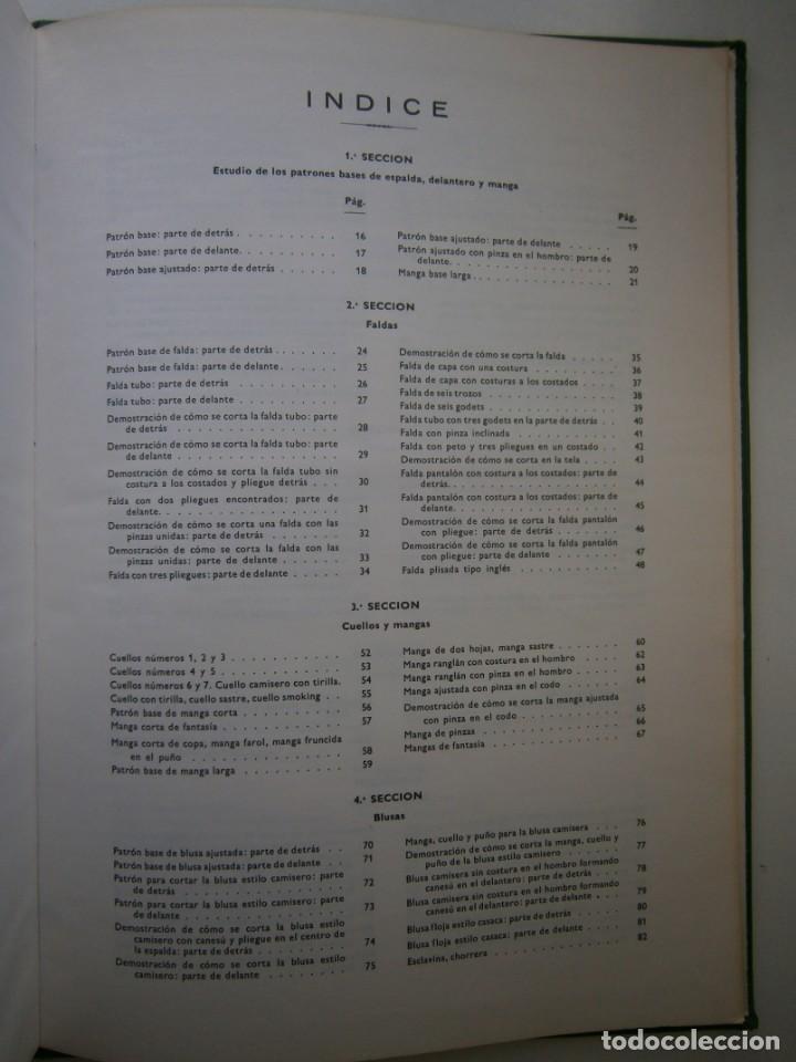 Libros de segunda mano: METODO DE CORTE Y CONFECCION ADRADA Editorial Vizcaina 1975 - Foto 13 - 171205470