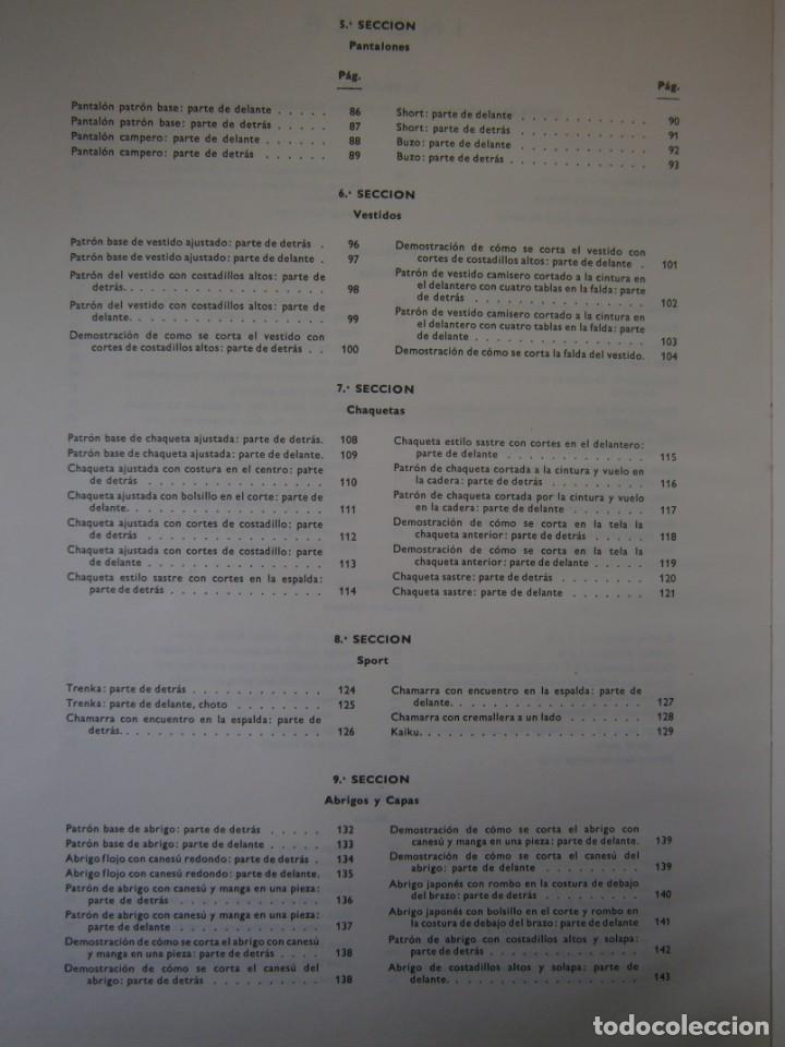 Libros de segunda mano: METODO DE CORTE Y CONFECCION ADRADA Editorial Vizcaina 1975 - Foto 14 - 171205470