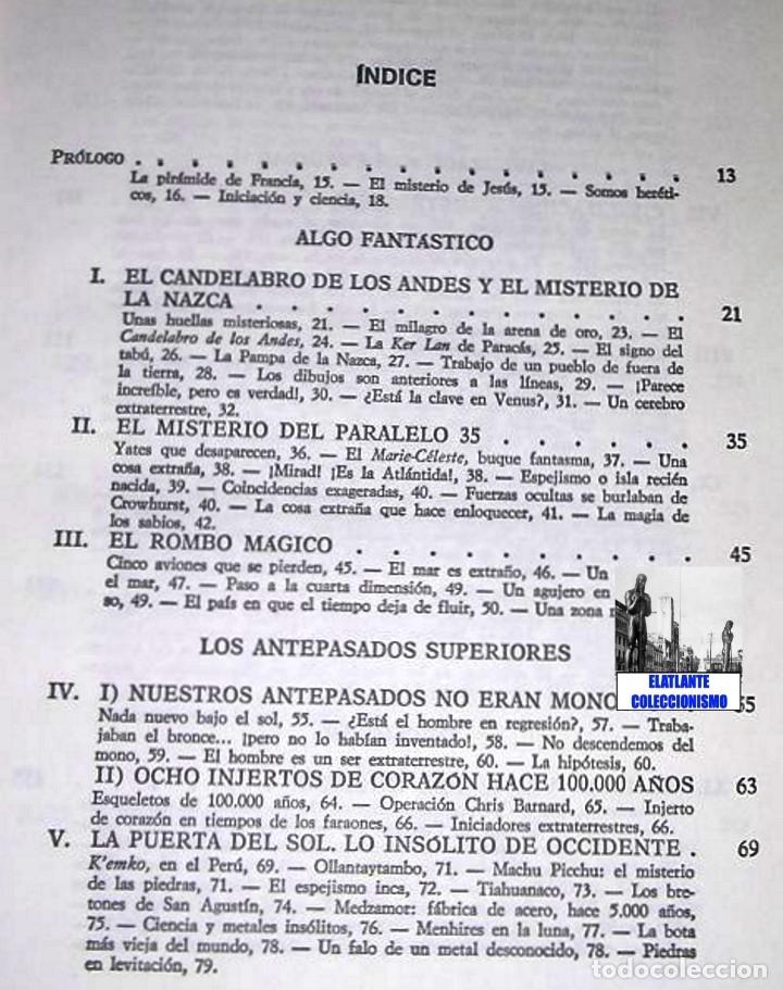 Libros de segunda mano: EL LIBRO DE LOS MUNDOS OLVIDADOS - ROBERT CHARROUX - ENIGMAS MISTERIOS LEYENDAS - NUEVO - 21 € - Foto 10 - 171111897