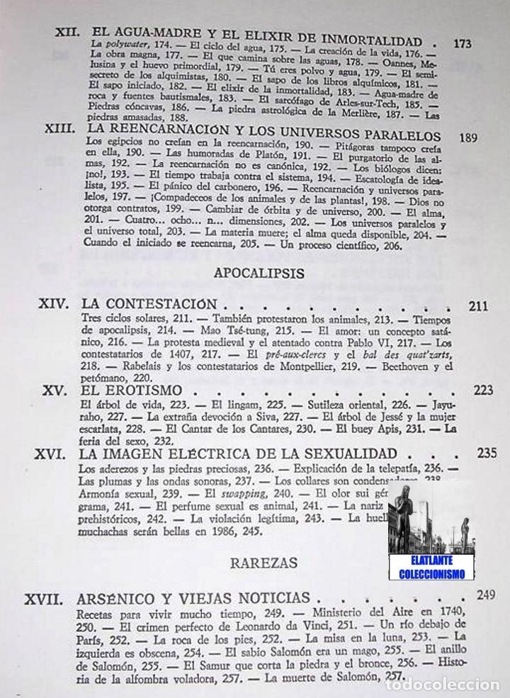 Libros de segunda mano: EL LIBRO DE LOS MUNDOS OLVIDADOS - ROBERT CHARROUX - ENIGMAS MISTERIOS LEYENDAS - NUEVO - 21 € - Foto 11 - 171111897