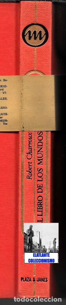 Libros de segunda mano: EL LIBRO DE LOS MUNDOS OLVIDADOS - ROBERT CHARROUX - ENIGMAS MISTERIOS LEYENDAS - NUEVO - 21 € - Foto 16 - 171111897