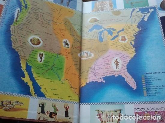 Libros de segunda mano: INDIOS AMERICANOS MARAVILLAS DEL MUNDO - OLIVER LA FARGE - EDICIONES GAISA - PRECIOSO MUY ILUSTRADO - Foto 6 - 171212327
