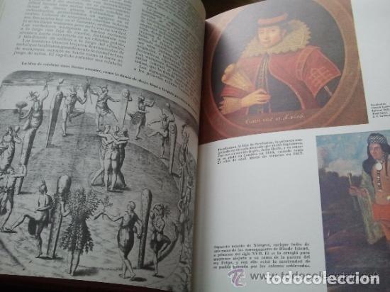 Libros de segunda mano: INDIOS AMERICANOS MARAVILLAS DEL MUNDO - OLIVER LA FARGE - EDICIONES GAISA - PRECIOSO MUY ILUSTRADO - Foto 7 - 171212327