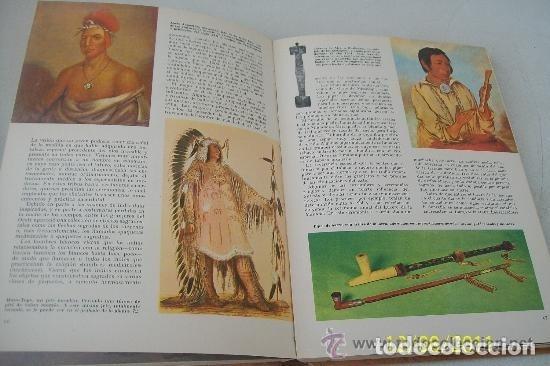 Libros de segunda mano: INDIOS AMERICANOS MARAVILLAS DEL MUNDO - OLIVER LA FARGE - EDICIONES GAISA - PRECIOSO MUY ILUSTRADO - Foto 10 - 171212327