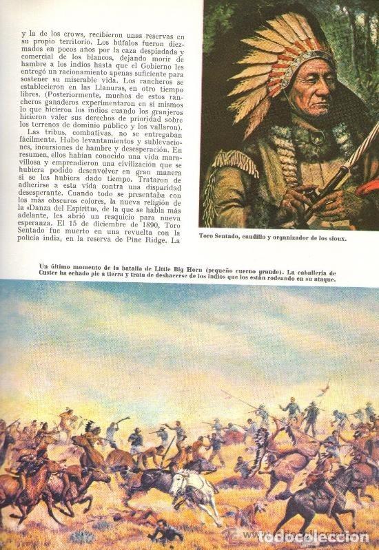 Libros de segunda mano: INDIOS AMERICANOS MARAVILLAS DEL MUNDO - OLIVER LA FARGE - EDICIONES GAISA - PRECIOSO MUY ILUSTRADO - Foto 14 - 171212327