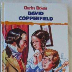 Libros de segunda mano: DAVID COPPERFIELD - CHARLES DICKENS - ED. GRAFALCO 1991 - VER DESCRIPCIÓN. Lote 171226197