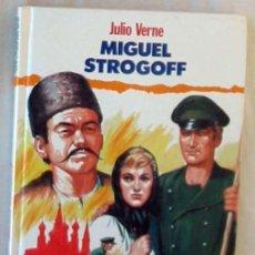 Libros de segunda mano: MIGUEL STROGOFF - JULIO VERNE - ED. GRAFALCO 1991 - VER DESCRIPCIÓN. Lote 171226392
