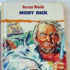 Libros de segunda mano: MOBY DICK - HERMAN MELVILLE - ED. GRAFALCO 1991 - VER DESCRIPCIÓN. Lote 171226567