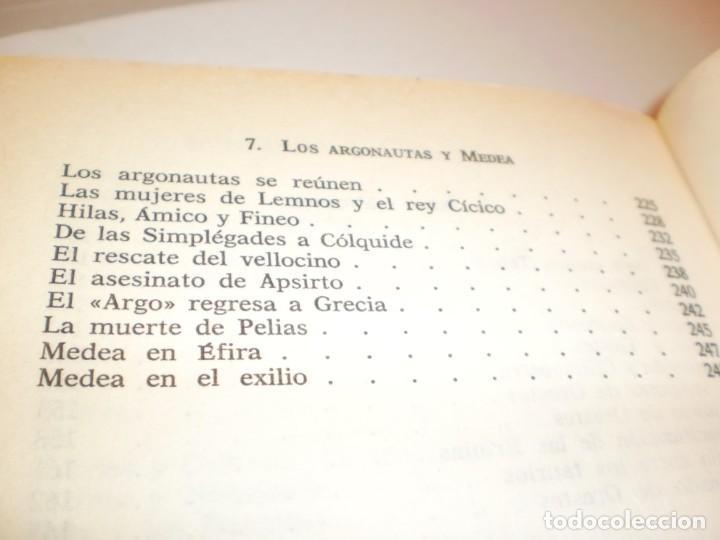 Libros de segunda mano: robert graves. los mitos griegos. ariel 1986. 254 páginas (buen estado) - Foto 5 - 171304573