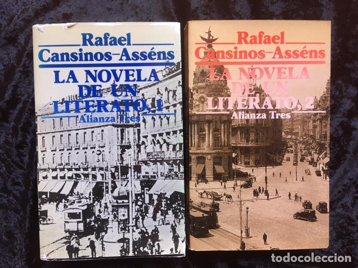 Libro de Rafael Cansinos