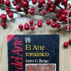 Libros de segunda mano: EL ARTE ROMÁNICO.. Lote 171339682